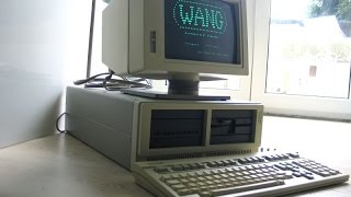 1986 Wang Advanced PC radio ad (in AM Stereo)