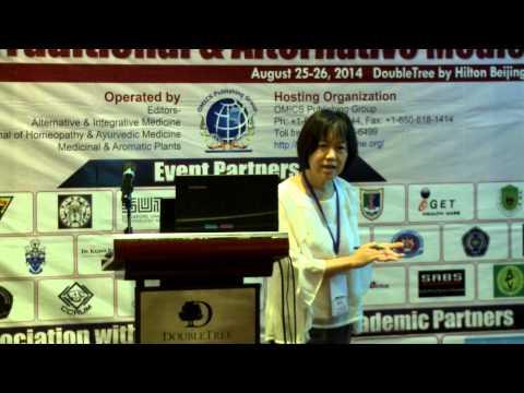 Pei-Chen Lo | National Chiao Tung University | Taiwan | Traditional Medicine-2014 | OMICS