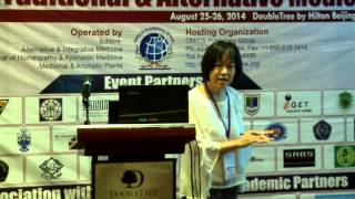 Pei-Chen Lo | National Chiao Tung University | Taiwan | Traditional Medicine-2014 | OMICS