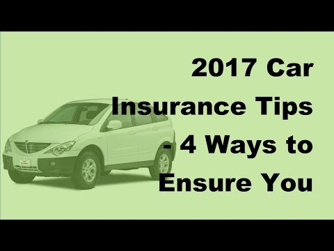 2017 Car Insurance Tips |  4 Ways to Ensure You Get the Right Courier Van Insurance