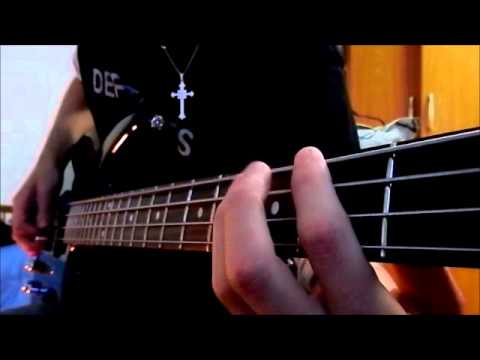 Tool - Stinkfist (Bass Cover)
