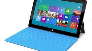 Microsoft Surface Tablet PC Teaser [1080p HD]