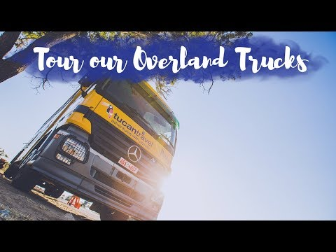 Take a Tour of our Overland Truck