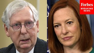 Jen Psaki Digs At Republicans And Trump For Not Paying For 2017 Tax Cuts And Increasing Deficit