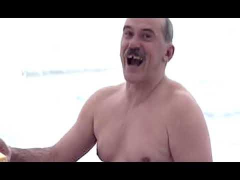 Пожалуй, это лучшее видео про купание в проруби