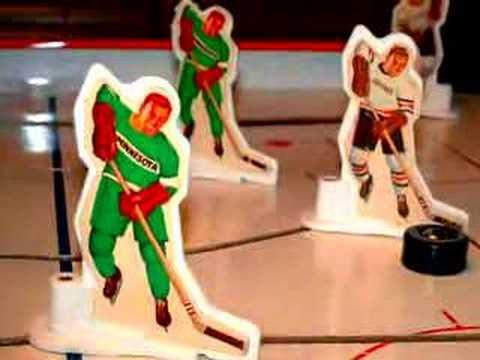 1972 Munro Bobby Hull Table Hockey Game