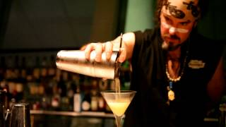 Brian Miller at City Space bar. October 22-27, 2012.