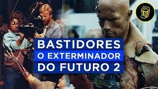O Exterminador do Futuro 2 - BASTIDORES