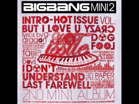 Big Bang - Last Farewell (Audio) [English Version]