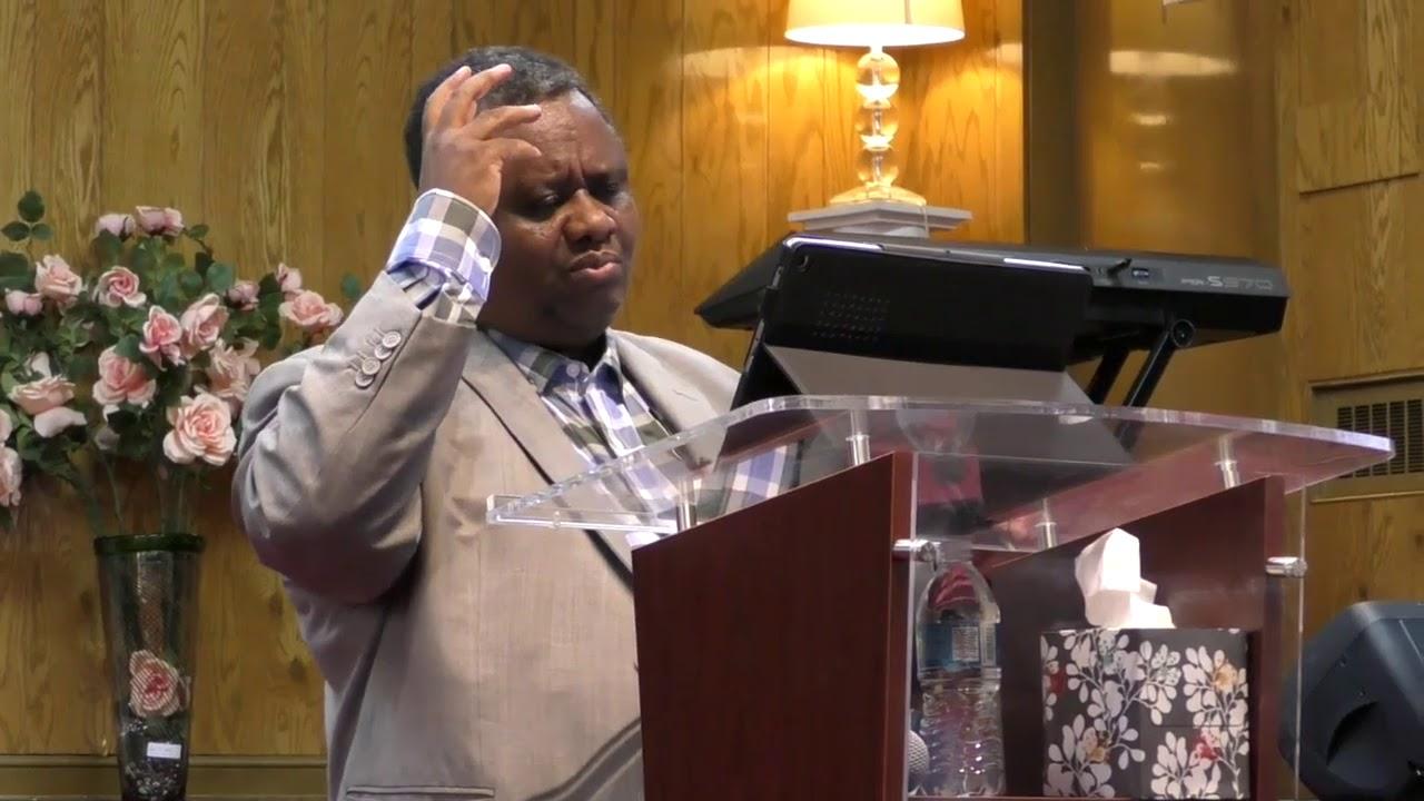 Download Pastor Befekadu Atmew አፍህን አስፋ እሞላዋለሁም part 1