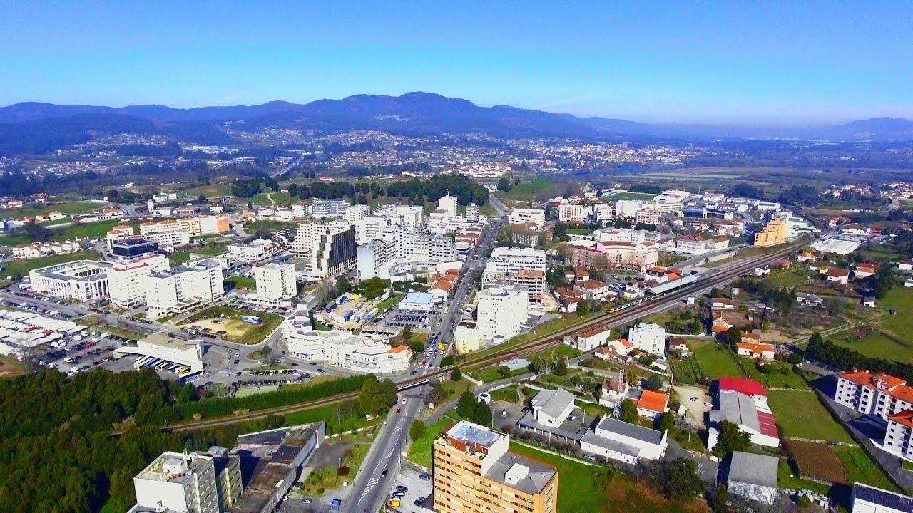 Valença Uma Cidade Rainha De Portugal K UltraHD YouTube - Valenca portugal map