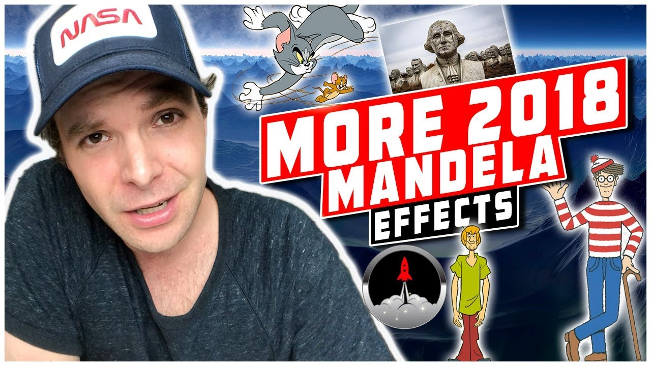 More 2018 Mandela Effects