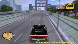 Tutorial GTA 3:Como passar para outra cidade sem fazer missao ( SEM CHEAT )