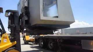California Machinery Movers Moving Is Possible!