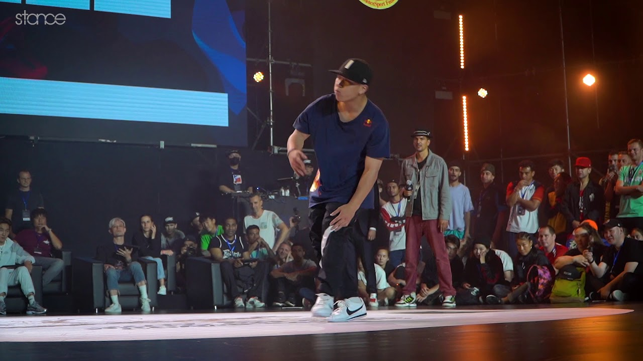 LIL G vs ISSEI [top 4] // .stance - WDSF Breaking For Gold 2019