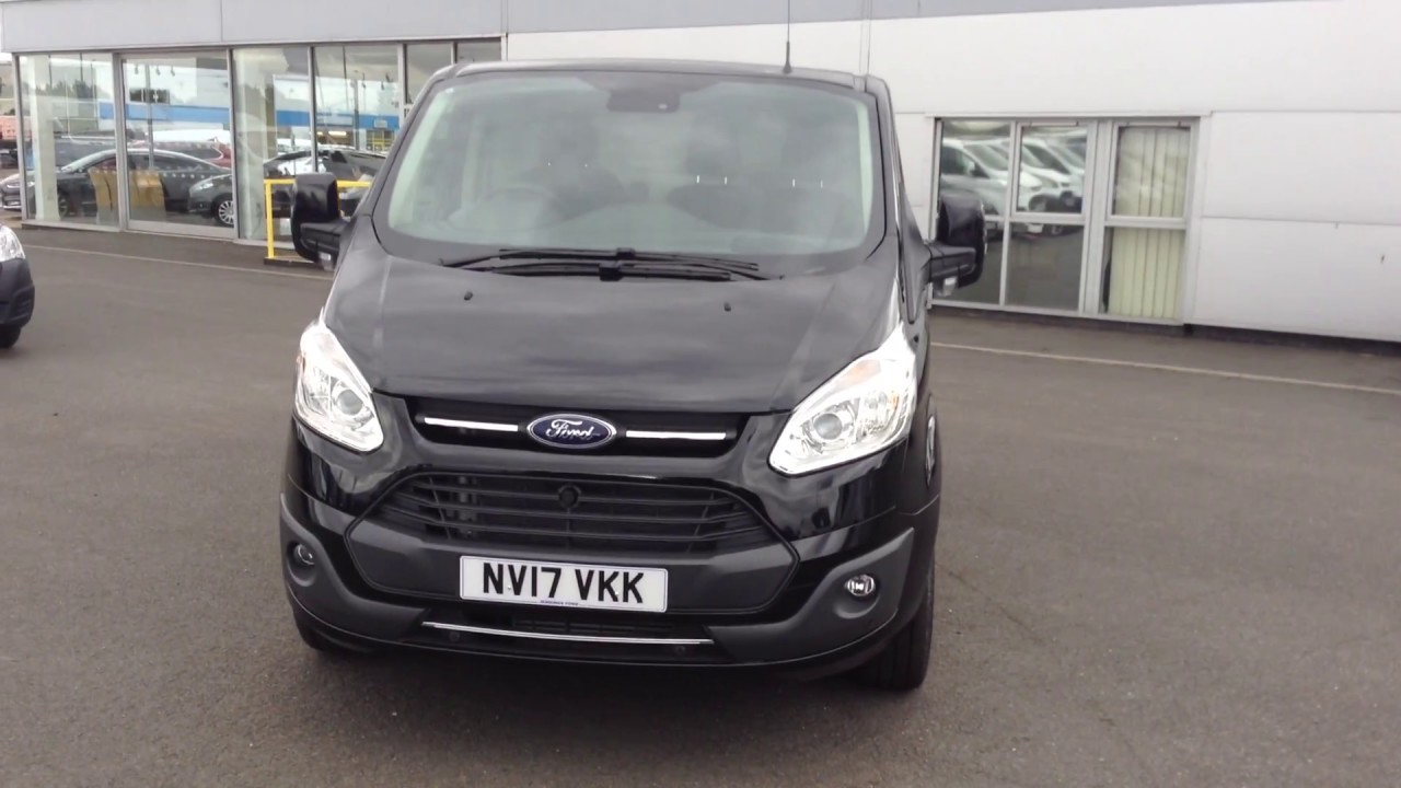 used ford transit custom 2 0 tdci 130ps low roof limited. Black Bedroom Furniture Sets. Home Design Ideas