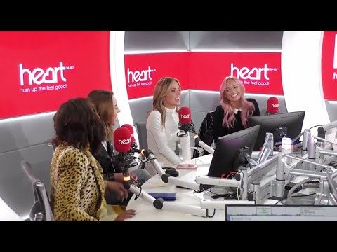Spice Girls - Heart FM interview (07/11/2018) Mp3
