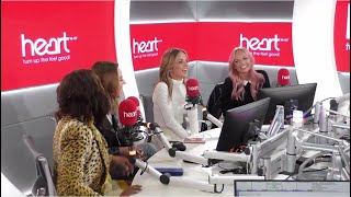 Spice Girls - Heart FM interview (07/11/2018)