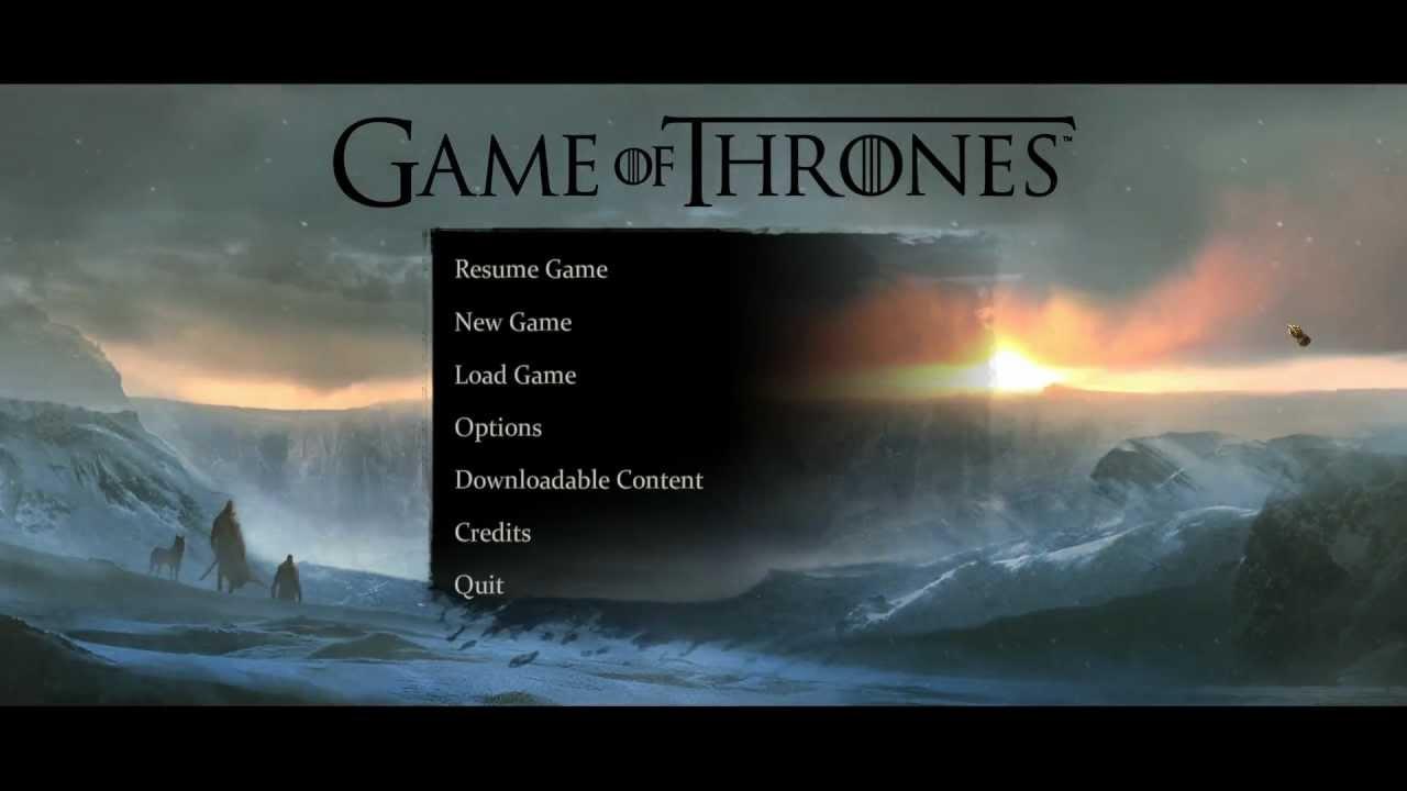 Game of thrones игра на русском
