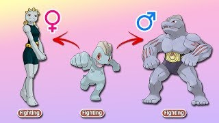 Alternate Pokémon Evolutions Fanmade (Part 3)