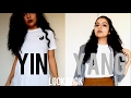 YIN AND YANG LOOKBOOK - Aasha Preview Clothing Line