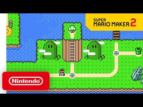 Super Mario Maker 2 – World Maker Update – Nintendo Switch