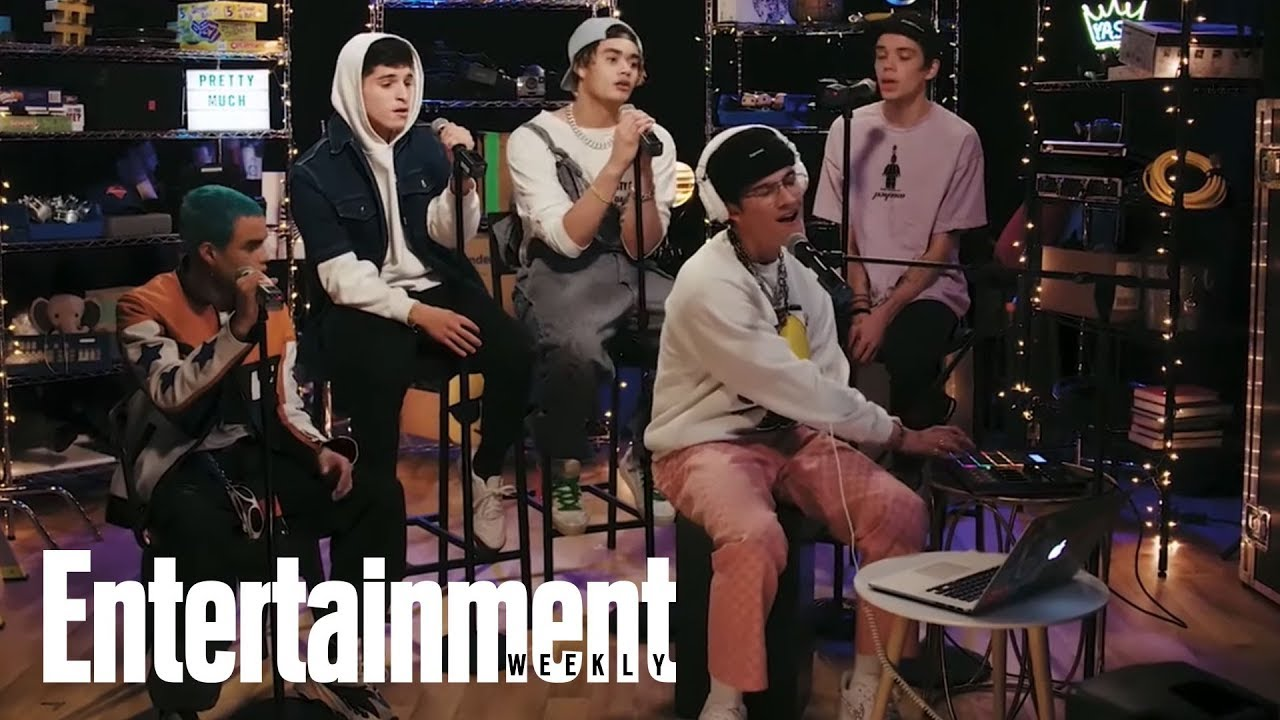 PRETTYMUCH Performs 'Gone 2 Long' | In The Basement