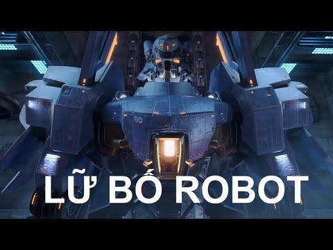 LỮ BỐ TƯ LỆNH ROBOT   Đại Chiến Siêu Robot - Garena Liên Quân Mobile