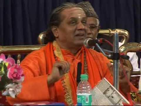 (2/2) Ahmadiyya: Dr Shi Shanta-Veera Swamiji (Lingayath) at Inter-Religious Peace Conference 2008