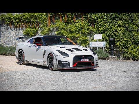 BEST OF R35 Nissan GT-R Sounds 2018 !