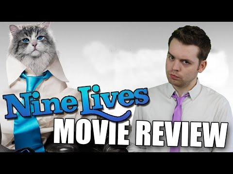 Nine Lives - Review (Wright at the Movies)