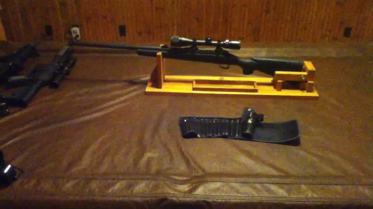 Watch How to Bore Sight a Rifle video