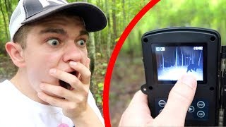 I CAN'T BELIVE IT! (Trail Camera Reveal)