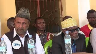 Delegation of Ahmadi Muslims Tour Tanzania