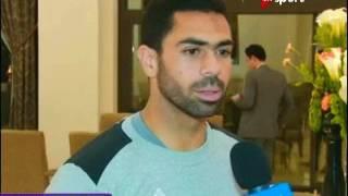 أحمد فتحي: هاني أبو ريدة يعطينا ثقة بمقعده في الاتحاد .. فيديو