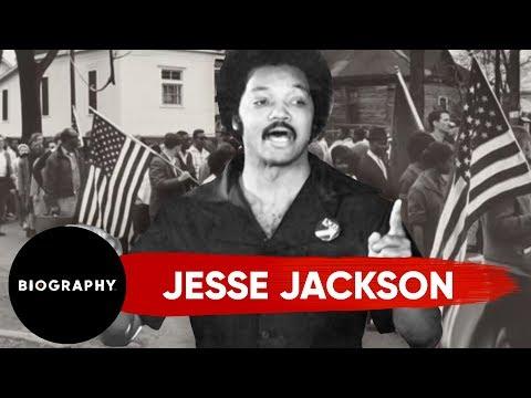 Jesse Jackson - Mini Biography