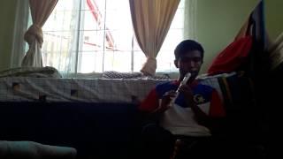 Dahsyat - Mojo (recorder cover) DZ