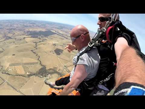 Greg Jones at Coastal Skydive