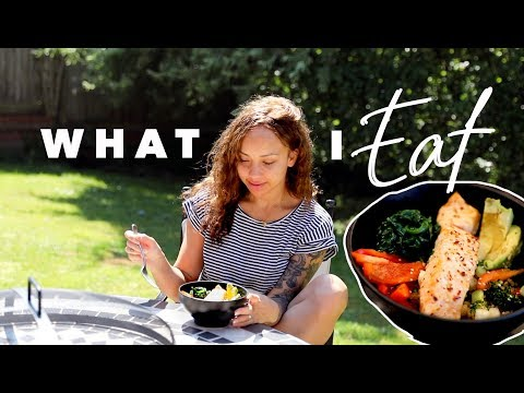 WHAT I EAT IN A DAY  SUMMER EDITION