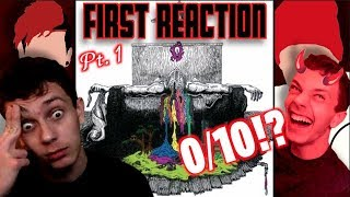 First Reaction to EVEN MORE Twenty One Pilots - Twenty One Pilots (self titled) Part 1 + Review