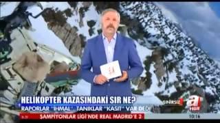 Muhsin Yazıcıoğlu Helikopter kazasının ardındaki sır   1