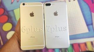 Сравнение iPhone 7 Plus vs iPhone 6 Plus в 2019 году