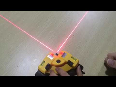 High and professional laser level meter LV-01