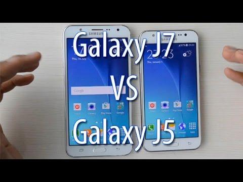 Samsung Galaxy J5 VS J7 Comparison Which Is Better