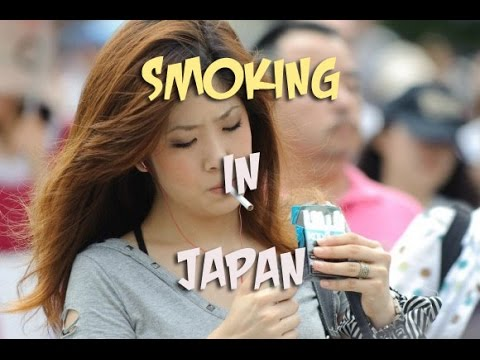 Smoking in Japan