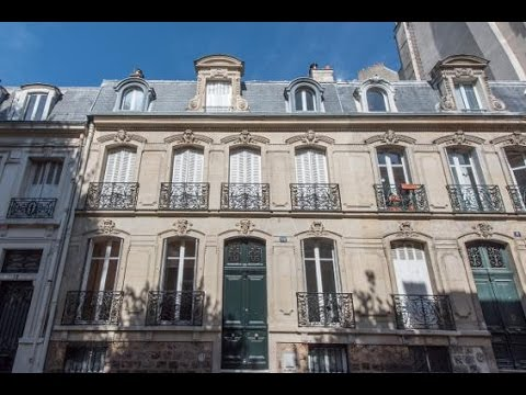 (Ref: 16039) 5-Bedroom unfurnished luxury town house on rue Berlioz (Paris 16th)