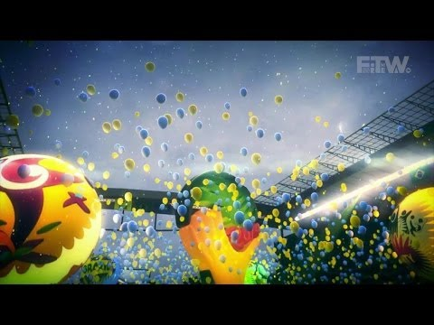 2014 FIFA World Cup Brazil - Stadium Atmosphere (Xbox360, PS3)