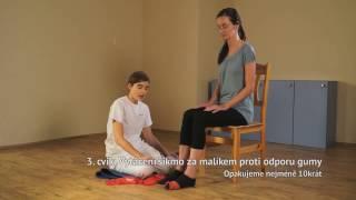 Roztroušená skleróza-domácí cvičení-díl 2