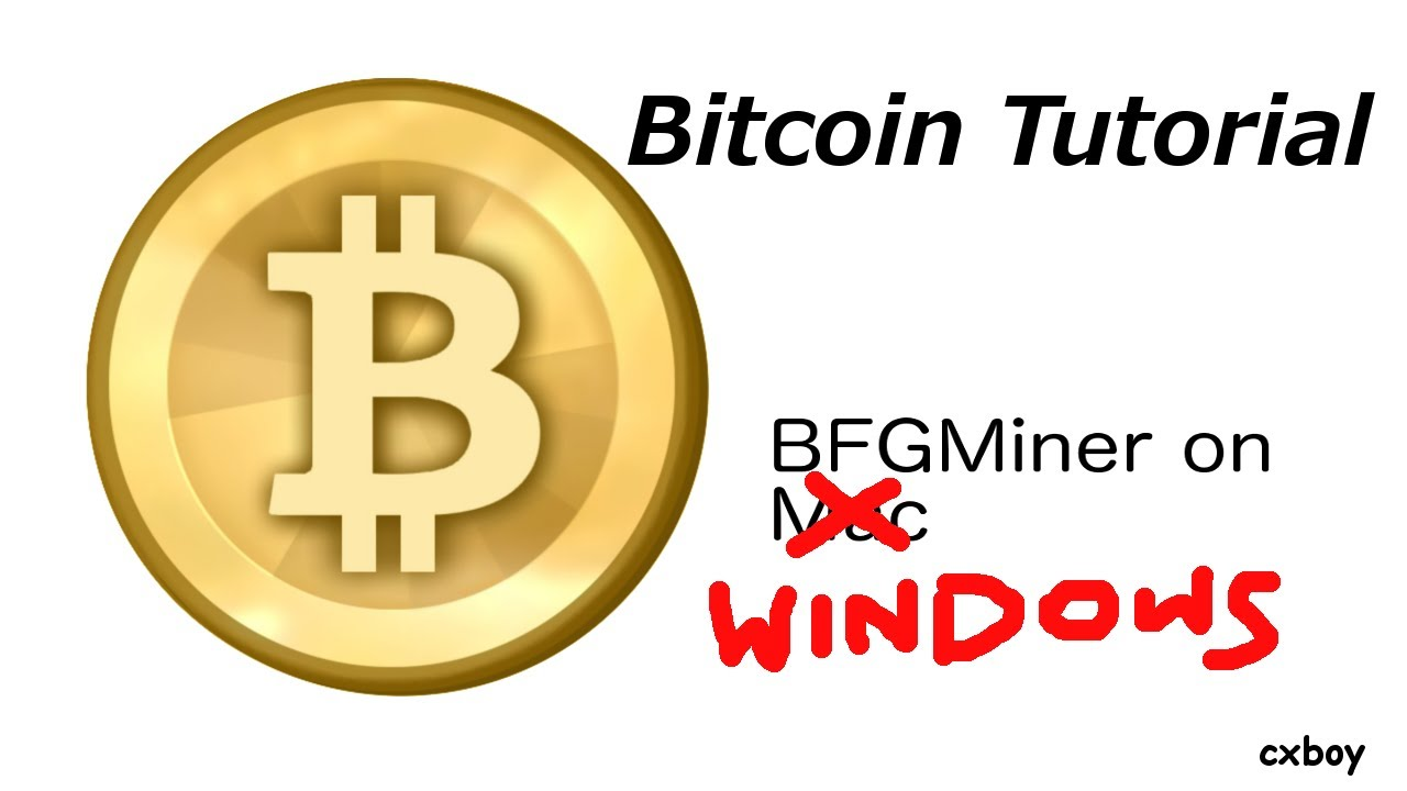 BFGMiner on Windows Setup Guide for Bitcoin Users + ASIC Miner Setup |  Bitcoin Weekly Show