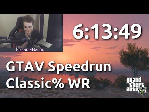 GTA V Speedrun World Record